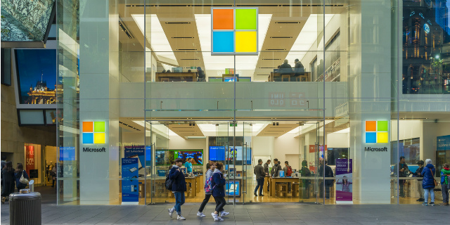 Microsoft, congedo parentale retribuito a tutti i lavoratori