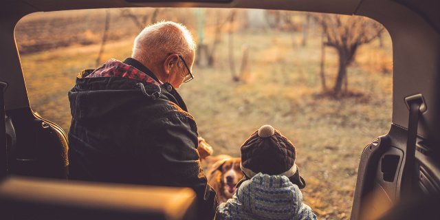 nonno-nipote