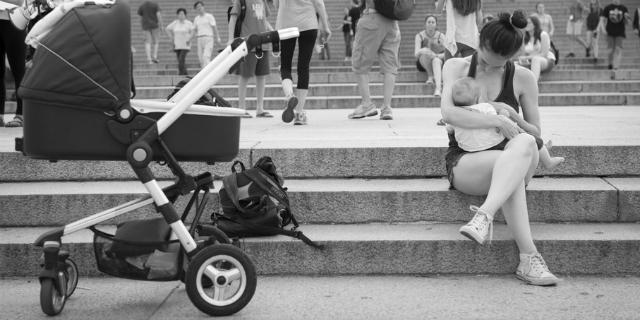 allattamento smettere di allattare