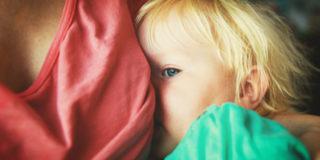 Smettere di allattare, chi decide: io o mio figlio?