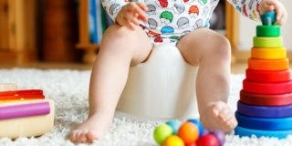 I 10 trucchi per togliere il pannolino senza traumi
