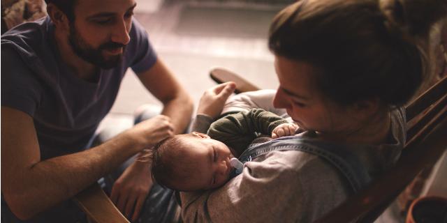 I 5 consigli per non ammazzare la coppia quando arriva un figlio