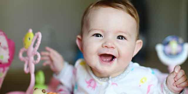 Lallazione: quando il neonato inizia a farsi sentire