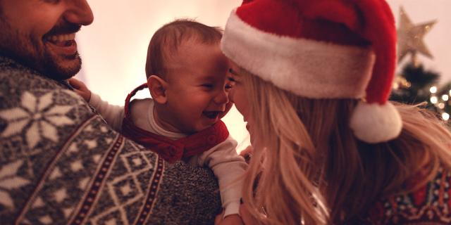 Come sopravvivere al primo Natale da mamma senza farsi rovinare la festa