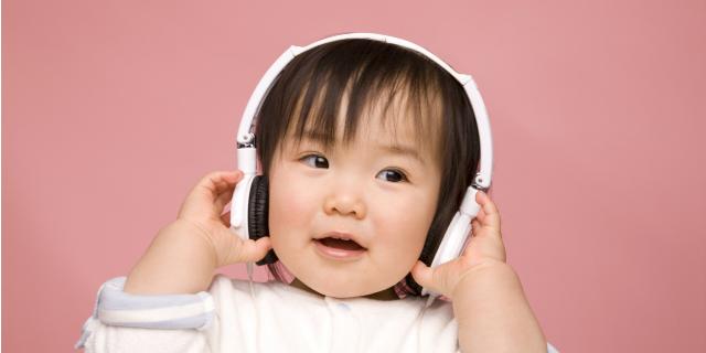 Tutti i benefici della musica rilassante per neonati e bambini