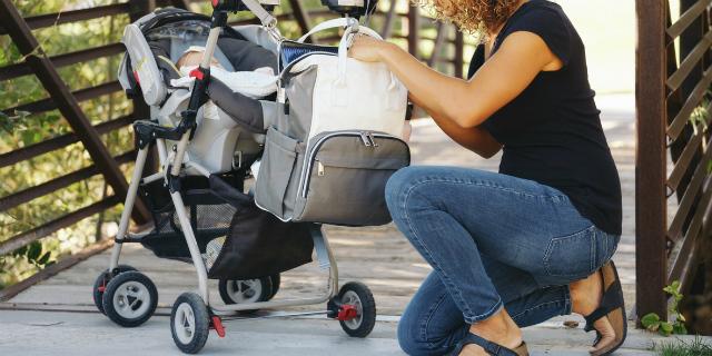 Dare ordine al caos: 8 borse e zaini su misura per mamme e papà