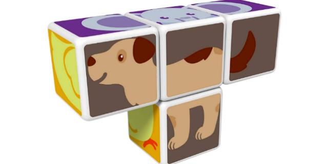 cubi magnetici gioco