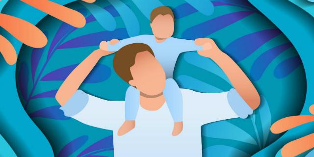 Il miracolo del padre: nascere a sua volta