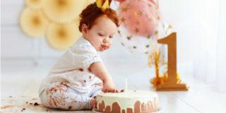 5 idee facili e originali per la festa di primo compleanno del tuo bambino