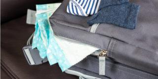 Borsone fasciatoio: 8 modelli perfetti per le uscite con il neonato