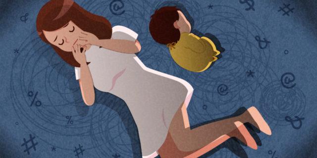Con la depressione post partum non si scherza: come riconoscerla e cosa fare