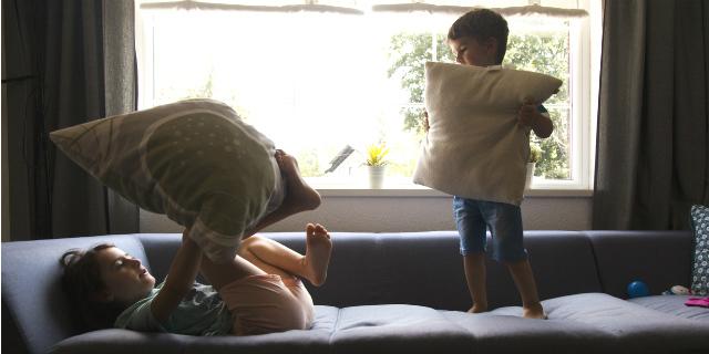 Aminemici: i motivi (infiniti) per cui i fratelli litigano