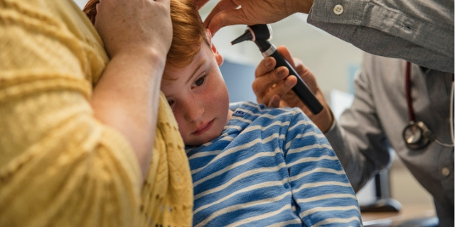 Otite nei bambini: quali sono le cause e come si cura