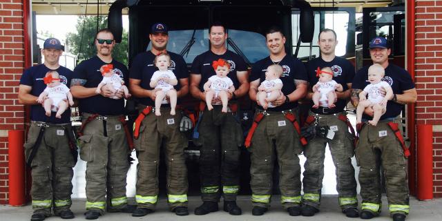 vigili del fuoco papà