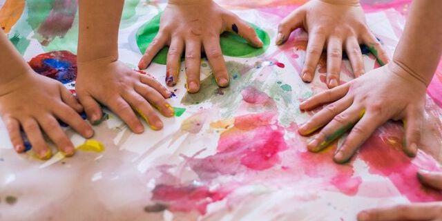 asilo creatività