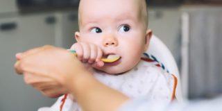 """Baby food, quando il bambino inizia a mangiare """"come i grandi"""""""