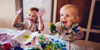 Perché alcuni bambini sono iperattivi e come comportarsi per farli sfogare?