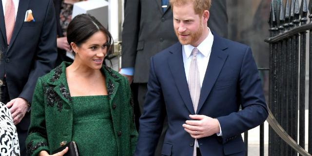Meghan ha partorito, il royal baby è un maschio