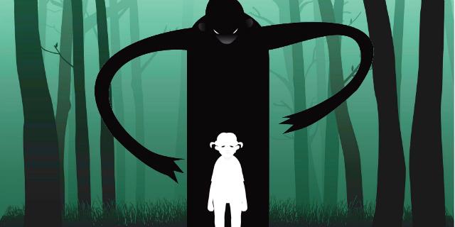 bambini e paura del buio
