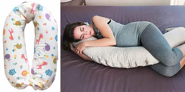 Merrymama cuscino per gravidanza