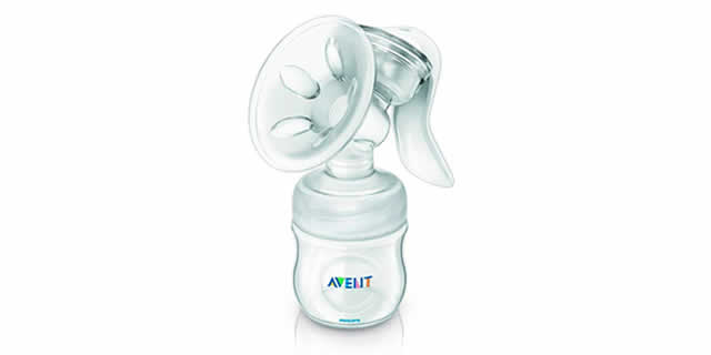 Philips Avent Tiralatte Manuale Natural