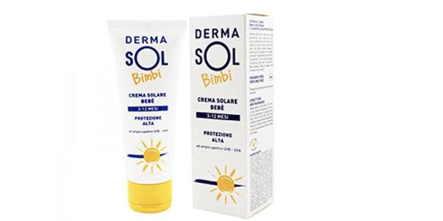 dermasol crema solare