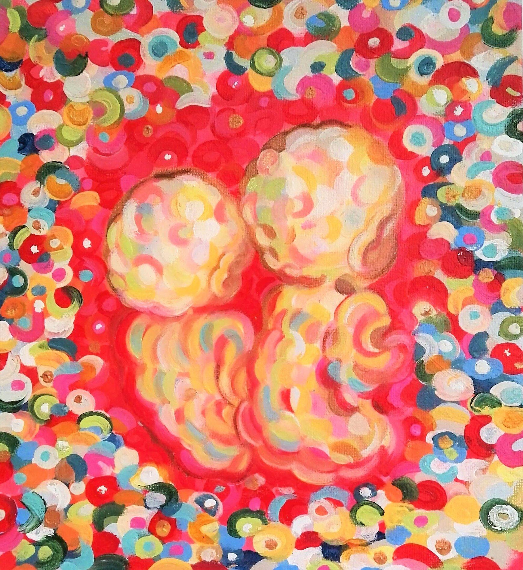 L'artista che trasforma le ecografie in opere d'arte