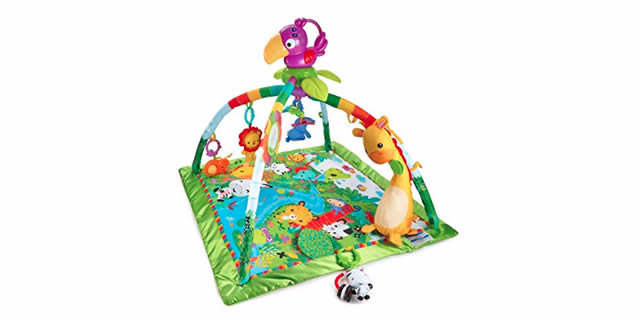 Fisher Price Palestrina del Tucano