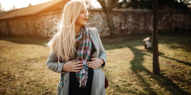 Vestiti premaman per l'autunno/inverno: i 10 migliori