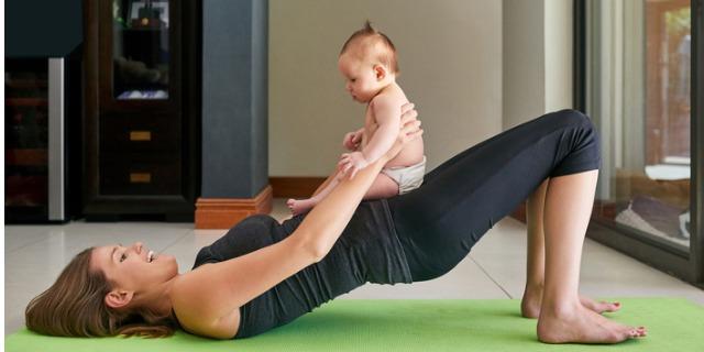 Pavimento pelvico post parto: i 7 esercizi per recuperare la forma