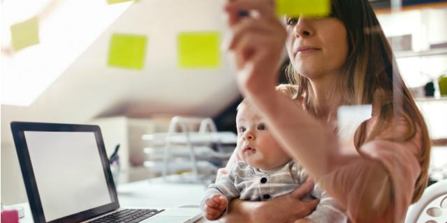I 6 motivi per cui essere mamma può aiutarti nel tuo lavoro