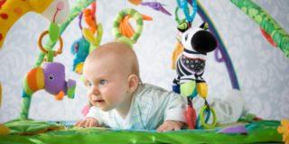Palestrina per il neonato: i 7 modelli migliori (e quando iniziare a usarla)
