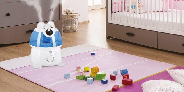 A cosa serve l'umidificatore per bambini e quali sono i prodotti migliori