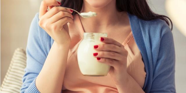 Fermenti lattici in gravidanza: i 5 benefici