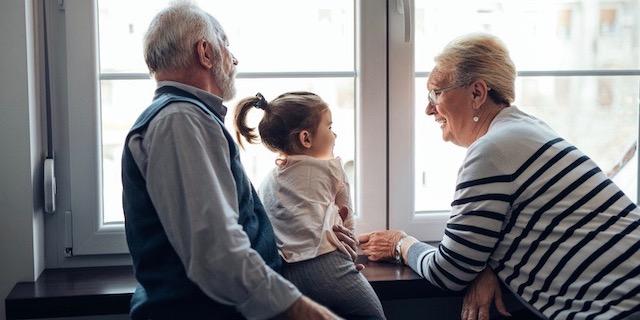 come evitare l'invadenza dei nonni