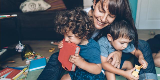 Per una mamma i figli sono davvero tutti uguali?