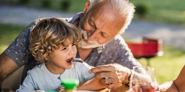limitare l'invadenza dei nonni