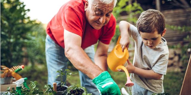 Come cavarsela se i nonni sono ingombranti