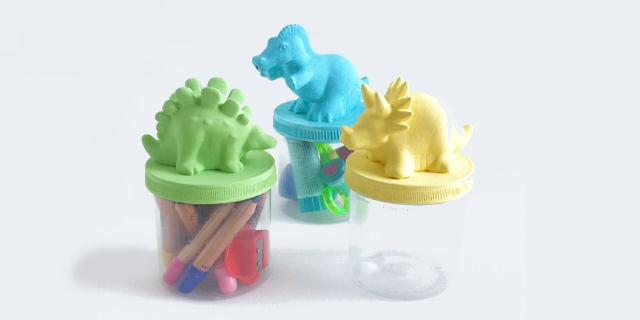 Giocando s'impara: come riutilizzare i pupazzetti di gomma in modo creativo