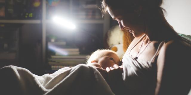 Poppata notturna: è sempre necessaria?