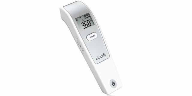 termometri per bambini microlife