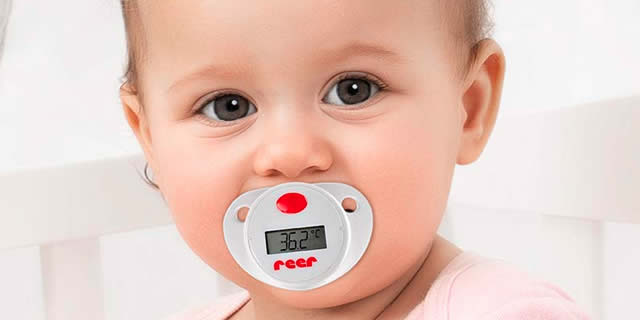 termometri per bambini reer