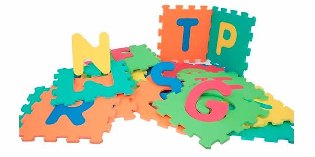 Tappeto gioco puzzle Mamatoy