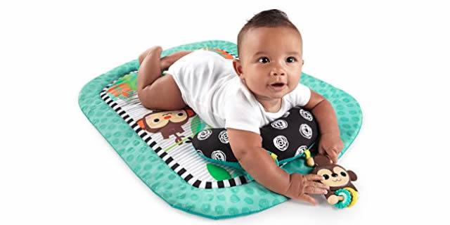 tappeto gioco neonato bright stars