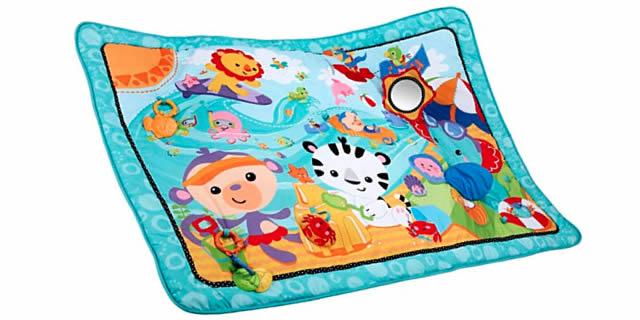 tappeto gioco neonato fisher price