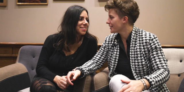 """Emanuela e Desirèe, mamme di Diana: """"Anche noi esistiamo"""""""