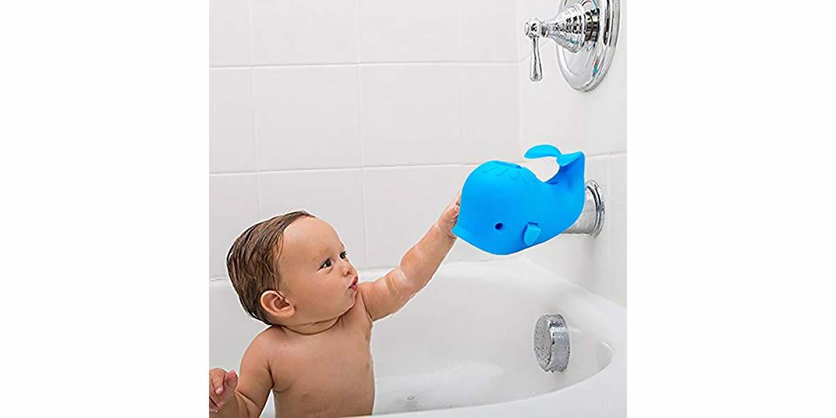 sicurezza del bambino copri rubinetto