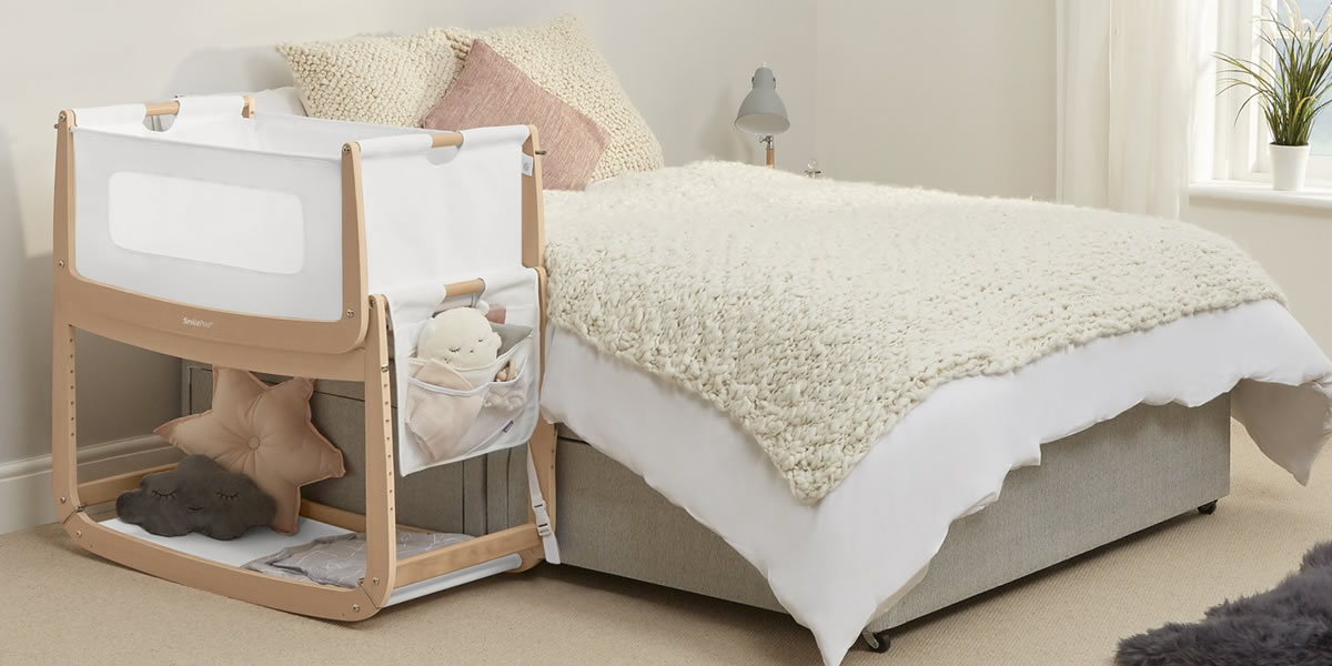 culla co-sleeping snuzpod3