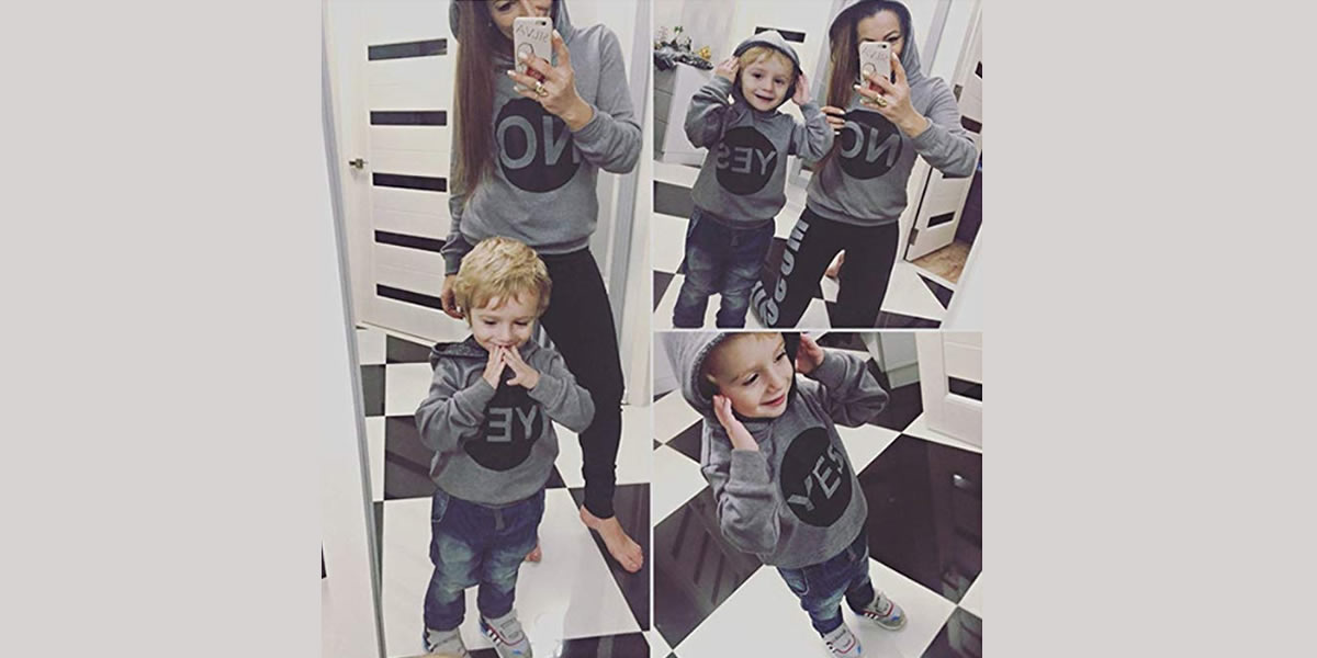 felpe-cappuccio-vestiti-coordinati-mamma-figlio