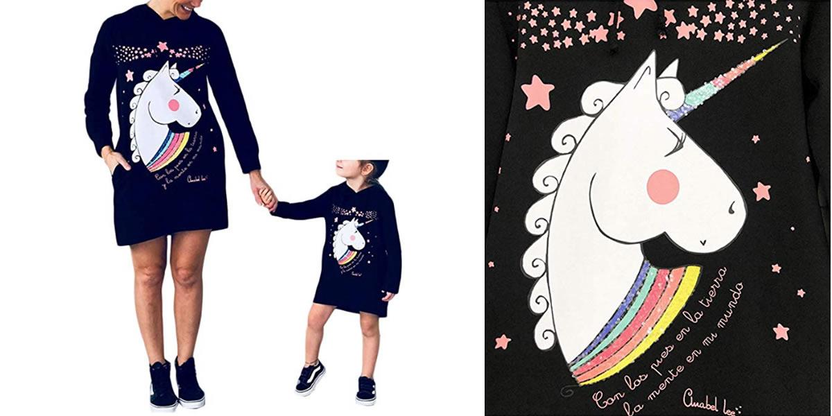 unicorno-vestiti-coordinati-mamma-figlio
